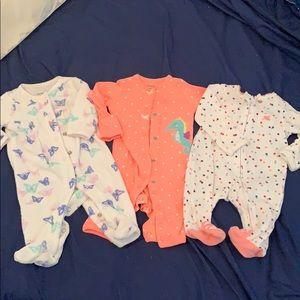 New born onesies